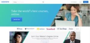 Coursera Online Courses From Top Universities