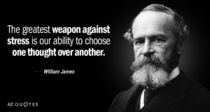 Quotation William James