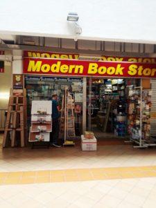 Modern Book Store - Brah Basah Complex
