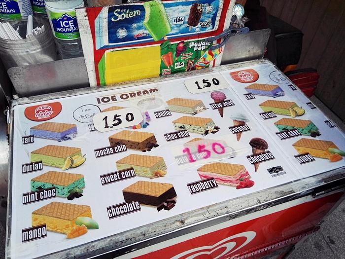 Wafer Ice Cream