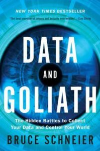 book depository รีวิว data and goliath